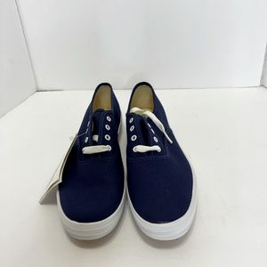 Keds sneakers navy blue size 9 1/2 NWT